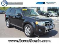 Clean Carfax! 2010 Ford Escape Limited, 4D Sport