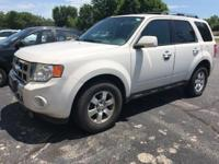 Clean yet inexpensive AWD sport utility! This 2010 Ford