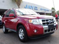 Options:  2010 Ford Escape Limited 4Dr