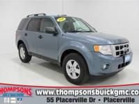 This 2010 Ford Escape XLT is a tempting choice with