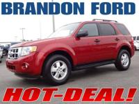 WOW - Only 3800 miles on this 2010 Ford Escape XLT -