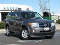 This 2010 Ford Escape 4dr XLT SUV features a 2.5L I4 FI