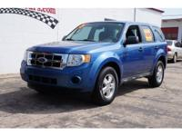Exterior Color: sport blue metallic, Body: XLS 4dr SUV,