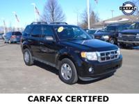2010 Ford Escape XLT - ONE OWNER , CD/MP3 PLAYER -