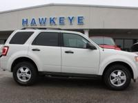 Options Included: N/ACERTIFIED PRE OWNED ESCAPE. 6 YEAR