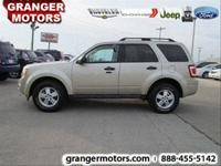 Options Included: N/AThis 2010 Ford Escape XLT 4x4