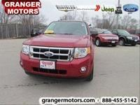 Options Included: N/AThis 2010 Ford Escape XLT 4x4 is