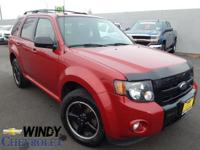 Options:  2010 Ford Escape Xlt|We Offer Financing For