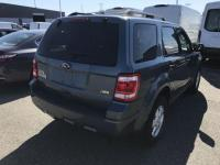 CARFAX One-Owner. Blue 2010 Ford Escape XLT AWD 6-Speed
