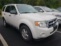 Clean CARFAX. 2010 Ford Escape XLT AWD 6-Speed