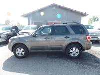 Our 2010 Ford Escape XLT AWD offers a comfortable ride