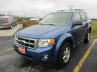 Options:  2010 Ford Escape Xlt|From The Moment You Walk