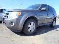 Options:  2010 Ford Escape Xlt 4Dr