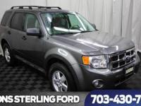 **MOONROOF, BLUETOOTH, POWER DRIVERS SEAT** 2010 Escape