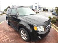 CARFAX One-Owner. Clean CARFAX. 2010 Ford Escape XLT