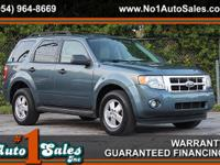 Options:  2010 Ford Escape Xlt|*** Warranty! Carfax