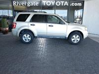 CarFax 1-Owner, This 2010 Ford Escape XLT will sell