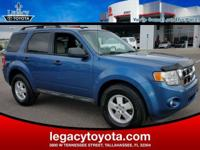 Clean CARFAX. New Price! LEATHER, POWER SUNROOF, Escape