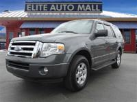 This 2010 Ford Expedition 4dr 2WD 4dr XLT SUV features