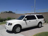 This 2010 Ford Expedition EL is the low mileage SUV
