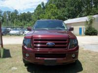 Options:  2010 Ford Expedition El |Burgundy|Stock