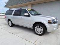 2010 Ford Expedition EL Limited (White SUV) Our