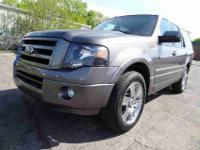 The Ford Expedition LTD is a wonderful choice for