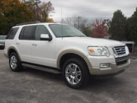 Exterior Color: white suede, Body: SUV, Engine: 4.0L V6
