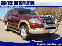 Exterior Color: dark copper, Body: SUV, Engine: 4.0L V6