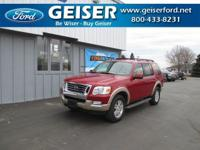 Exterior Color: sangria red metallic, Body: SUV,