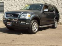 This Ford Explorer offers all the comforts of a