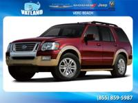 Black 2010 Ford Explorer Limited 4WD 6-Speed Automatic