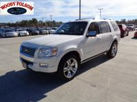 Exterior Color: white, Body: SUV, Engine: 4.0L V6 12V