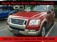 Description 2010 FORD Explorer Rear Wheel Drive, Power