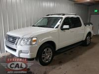 Options:  2010 Ford Explorer Sport Trac 4Wd 4Dr