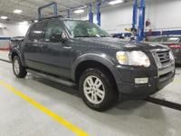 Extra Clean, CARFAX 1-Owner. Moonroof, 4x4, CD Player,