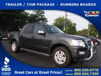 Used 2010 Ford Explorer Sport Trac,  DESIRABLE