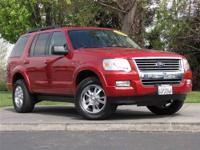 This 2010 Ford Explorer 4dr XLT SUV features a 4.0L V6
