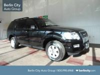 Berlin City Certified 2010 FORD EXPLORER XLT 4X4,one