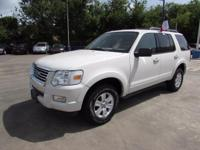 Options:  2010 Ford Explorer Rwd Xlt|5-Speed A/T|4.0L