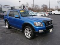 Exterior Color: blue flame metallic, Body: SUV, Engine:
