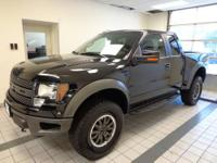 Hard to find! F-150 SVT Raptor w/ NAVI & MOON, 6.2L