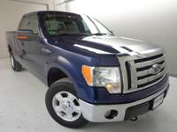 Great buy! 34,000 miles! F-150 XLT Ext/Cab 4x4, ONE