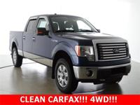 4WD!!! CLEAN CARFAX !!! What a price for a 10! Don't
