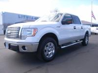 2010 Ford F-150 4x4 SuperCrew Cab Styleside Our