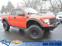 Clean Carfax - One Owner - 4WD - ULTIMATE OFF-ROAD