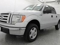 INGOT SILVER 201 FORD F-150!! It is nicely equipped
