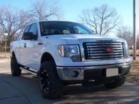 2010 FORD F-150 XLT EXTENDED CAB 4X4. AUTO 6-SPEED