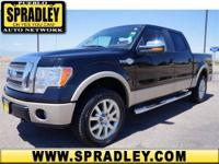2010 Ford F-150 Crew Cab Pickup BLACK Our Location is: