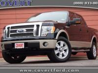 Clean, 1 owner, locally owned 2010 Ford F-150 Supercrew